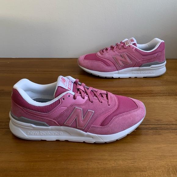 New Balance Shoes | Nib New Balance 997h Mineral Rose Mens Size ...